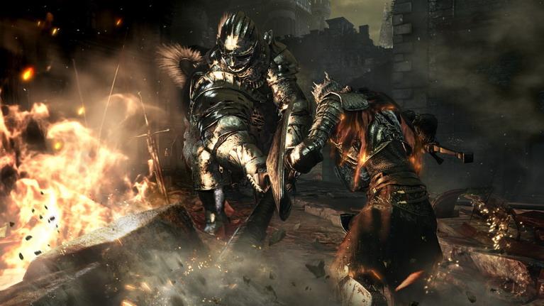 """""""Ο θάνατός σου, η ζωή μου"""" σε ένα ακόμη παιχνίδι Souls."""