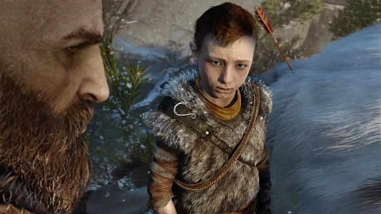 Η στιγμή που το God of War θύμισε The Last of Us.