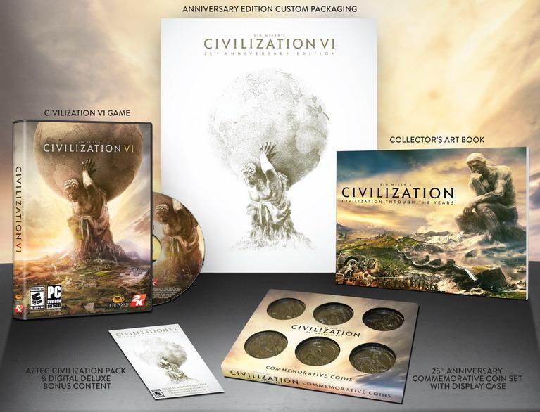 civilization 6 anniversary edition