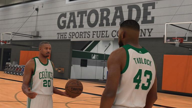 Μετά το φιάσκο με τον Spike Lee στο NBA 2K16, το my career έχει μικρότερες cutscenes.