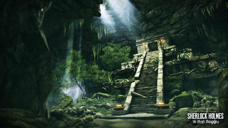 Κι όμως η Lara Croft δεν είναι η μόνη που ανακαλύπτει θαμμένους θησαυρούς.