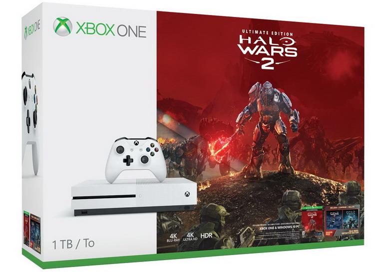 xbox one halo wars 2 bundle