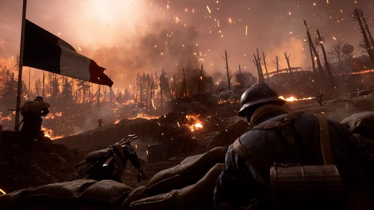Σκηνικό Αποκάλυψης στο Verdun Heights.