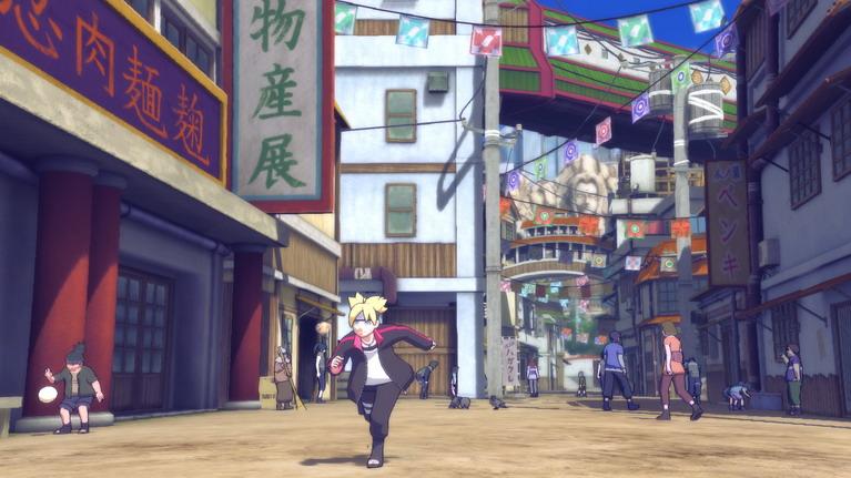 Η περιπέτεια διαδραματίζεται εξ ολοκλήρου στο adventure mode.