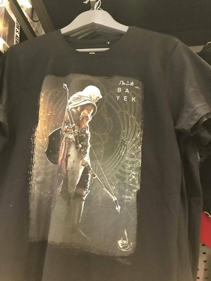 ac origins tshirt