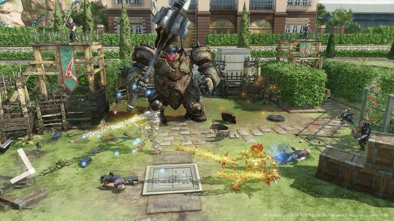 Πολεμώντας ένα φονικό ρομπότ.