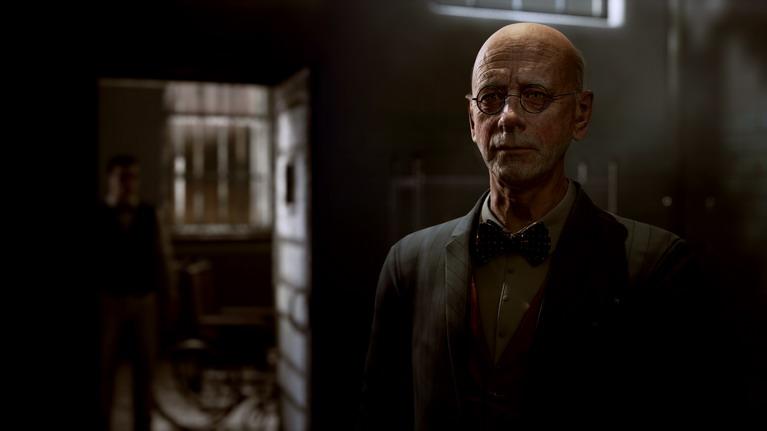Ο Dr.Bragg, ο άνθρωπος που ευθύνεται για όλο τον πανικό.