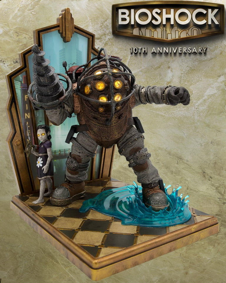 bioshock anniversary collectors edition