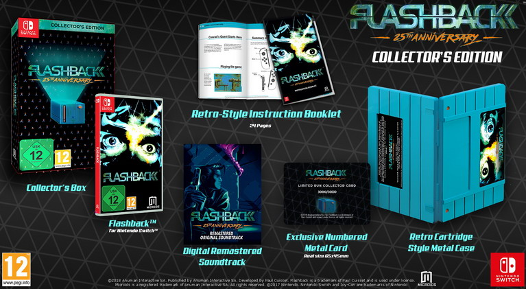 flashback switch collectors edition