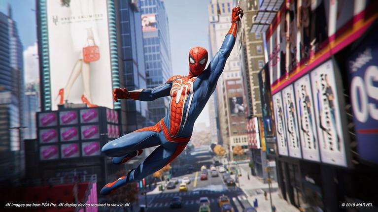 O Spider-Man της γειτονιάς σας.
