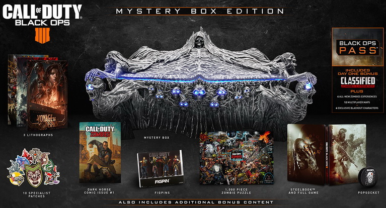 black ops 4 mystery box edition