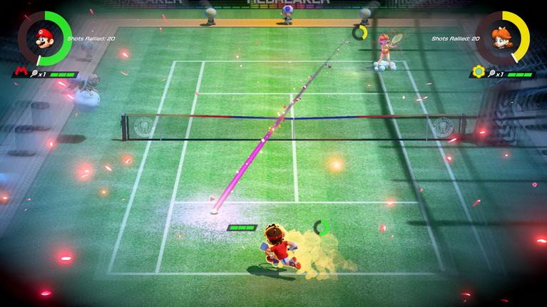 Η σωστή χρήση των zone shot και zone speed είναι το κλειδί της επιτυχίας.