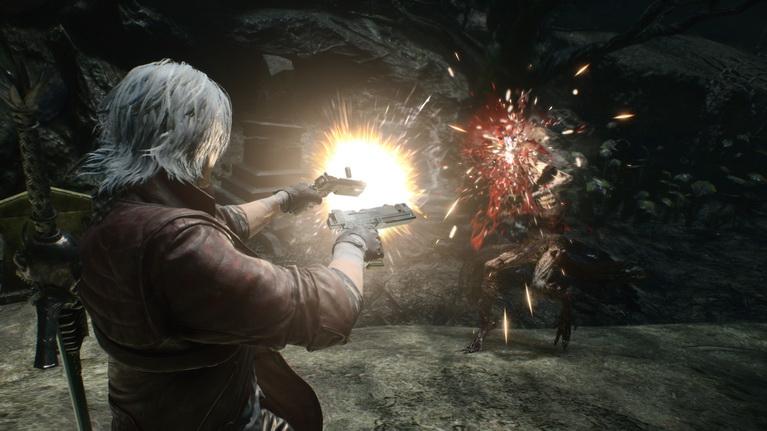 Τα αναβαθμισμένα κλασικά όπλα του Dante μαζί με τα καινούρια δίνουν φρέσκο αέρα στο γνώριμο στιλ παιχνιδιού.
