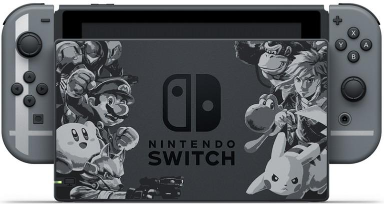 switch super smash bros ultimate bundle