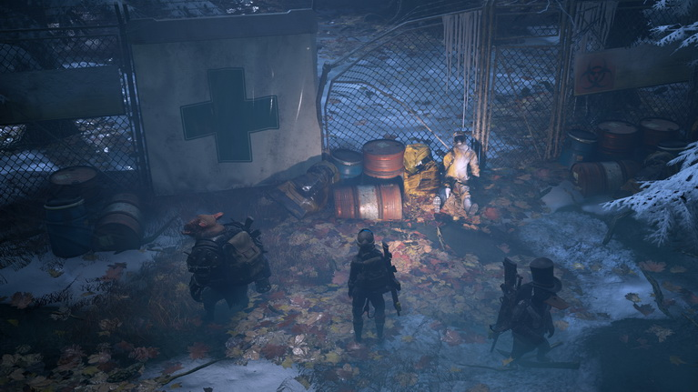 Η ραδιενέργεια αποτέλειωσε όσους κατάφεραν να επιζήσουν από την επιδημία.