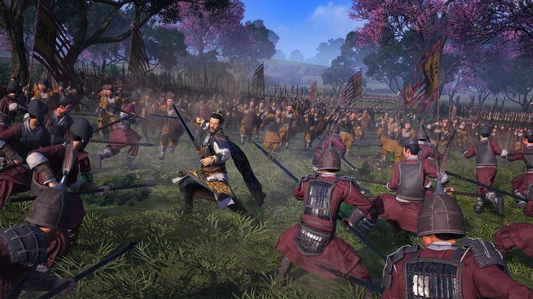Liu Bei εναντίον όλων.